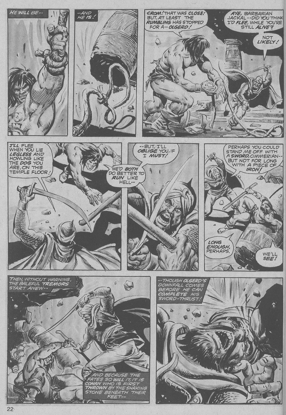 The Savage Sword Of Conan Issue #6 #7 - English 22