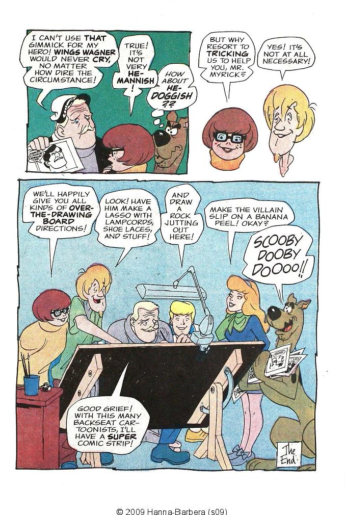 Read online Scooby-Doo... Where Are You! (1970) comic -  Issue #11 - 27