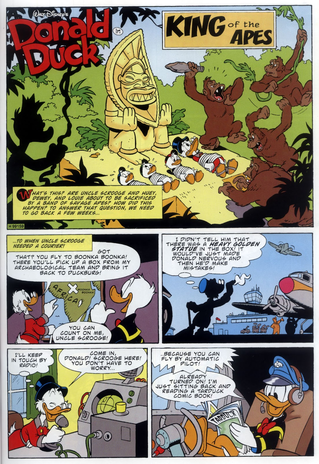 Uncle Scrooge (1953) Issue #333 #333 - English 35