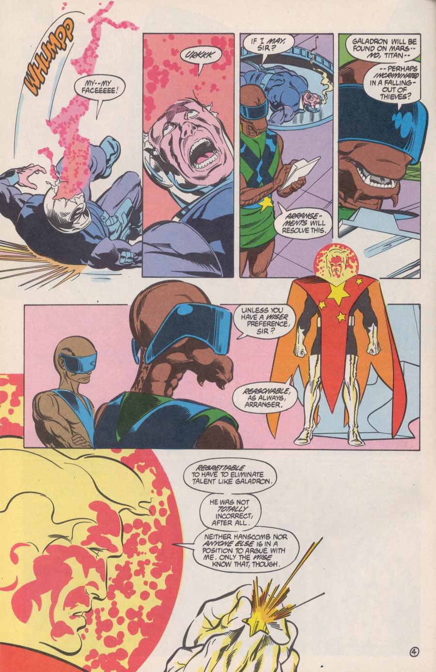 Tales of the Legion Issue #354 #41 - English 5