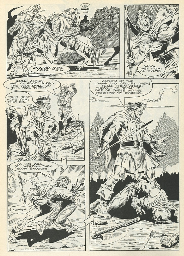 The Savage Sword Of Conan Issue #139 #140 - English 64
