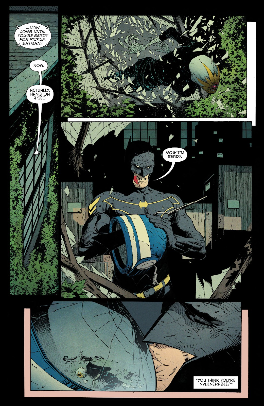 Batman (2011) Issue #47 #66 - English 18