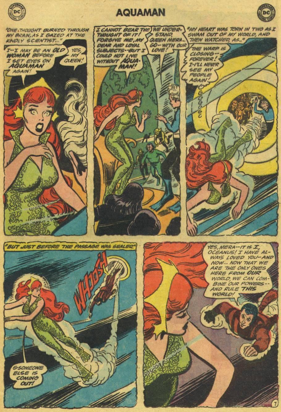 Aquaman (1962) Issue #18 #18 - English 9