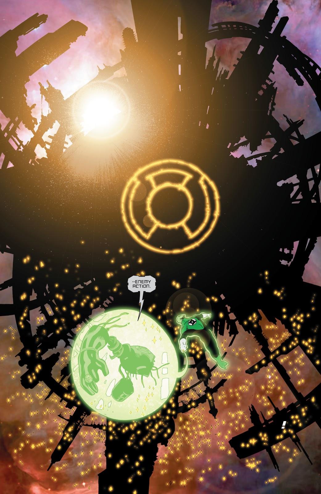 Green Lantern: The Sinestro Corps War Full #1 - English 91