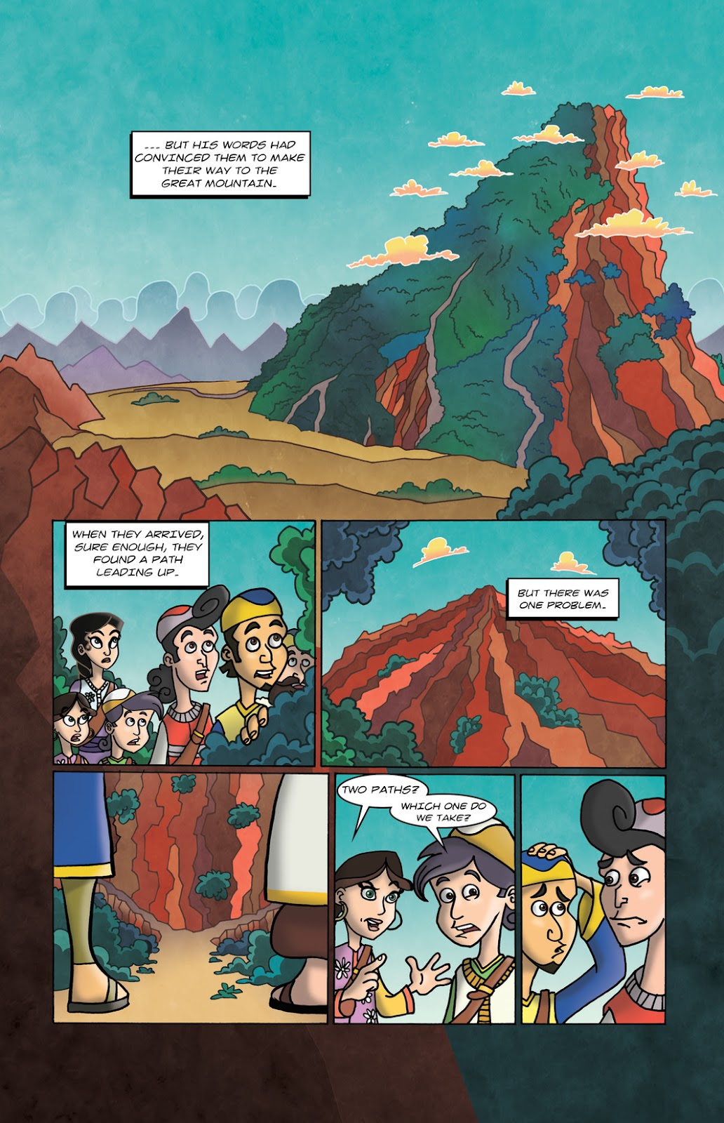 1001 Nights Issue #10 Page 11