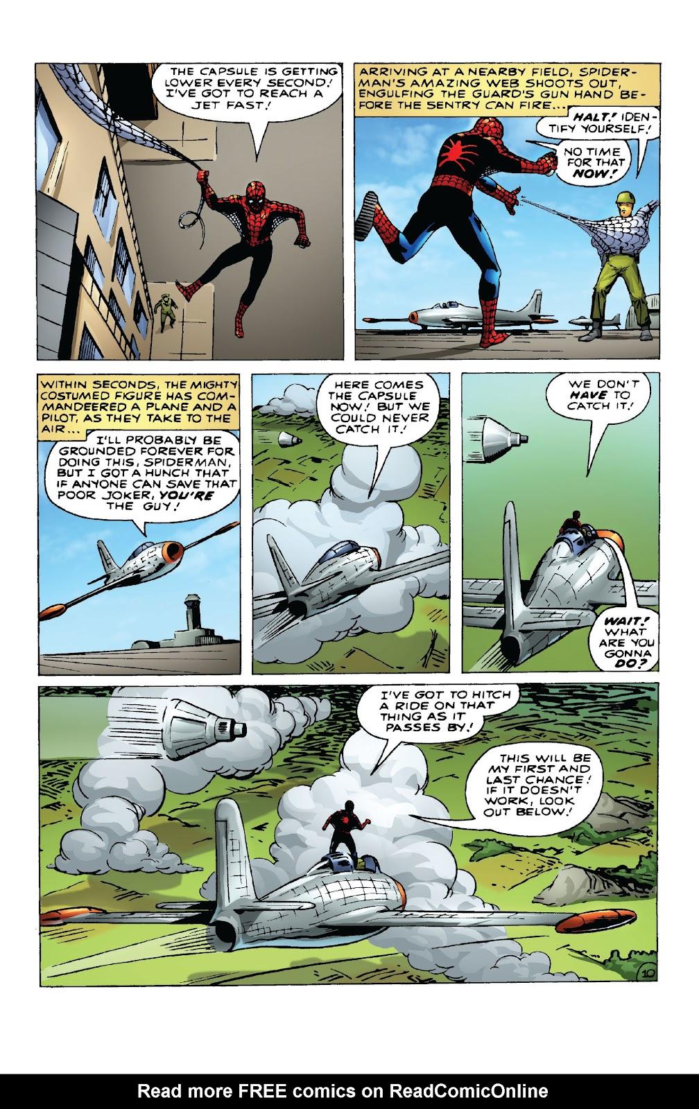 Amazing Fantasy #15: Spider-Man! Full #1 - English 25