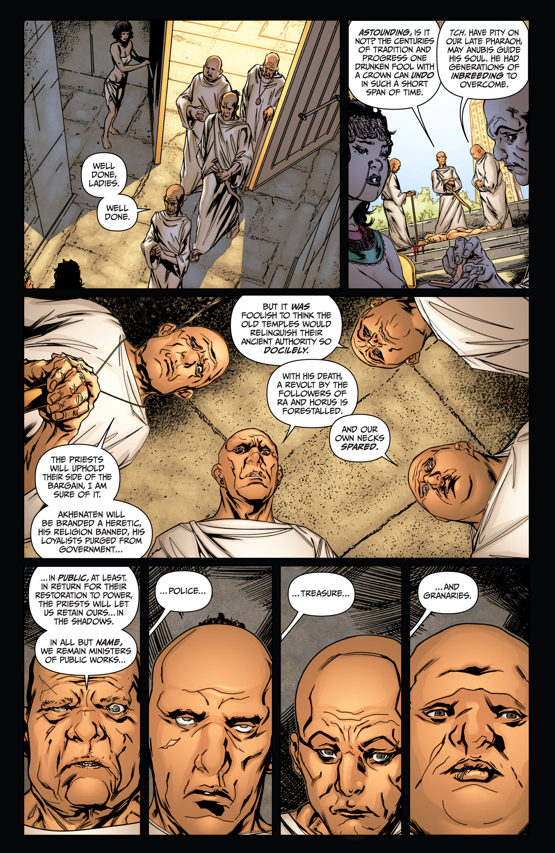 Archer and Armstrong 14 Page 7