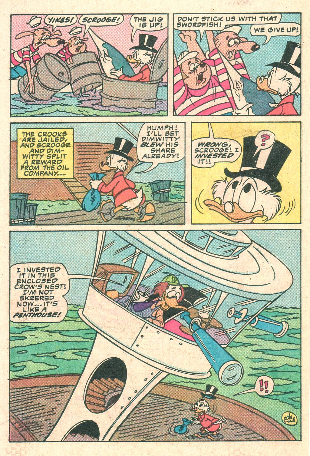 Uncle Scrooge (1953) Issue #205 #205 - English 34