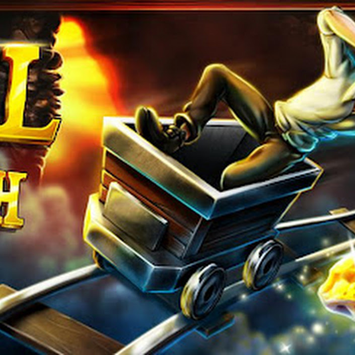 Jeu, Android: Rail Rush