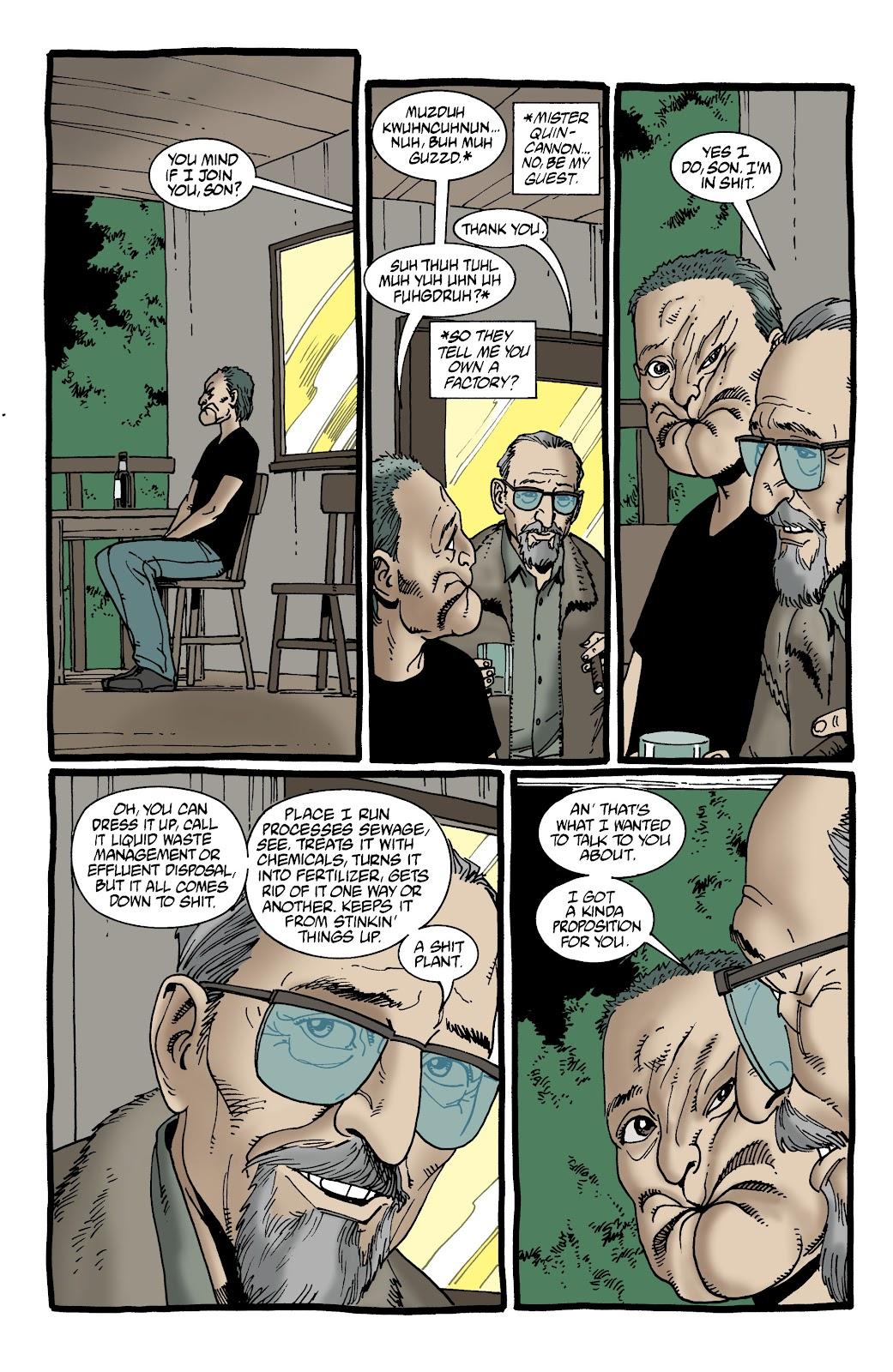 Preacher Issue #62 #71 - English 18