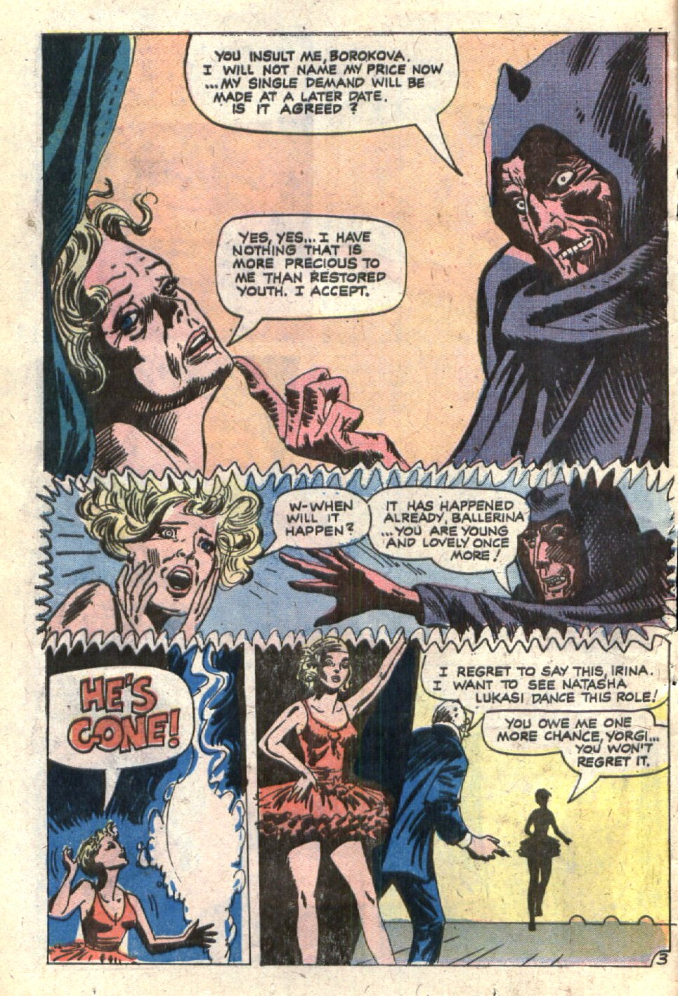Read online Scary Tales comic -  Issue #4 - 12