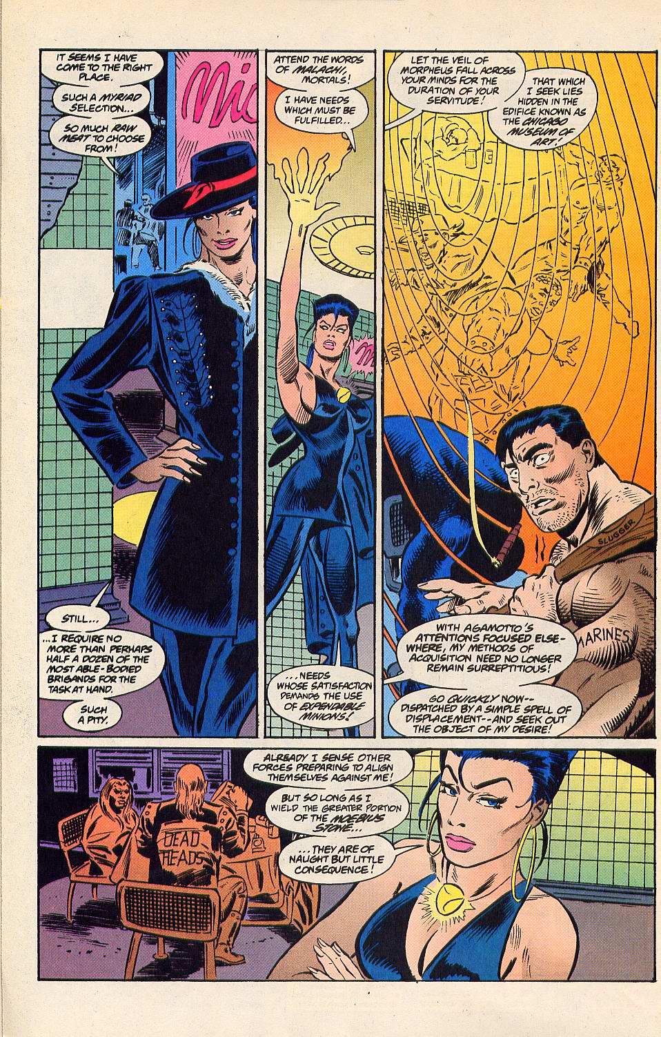 Read online Secret Defenders comic -  Issue #15 - 11