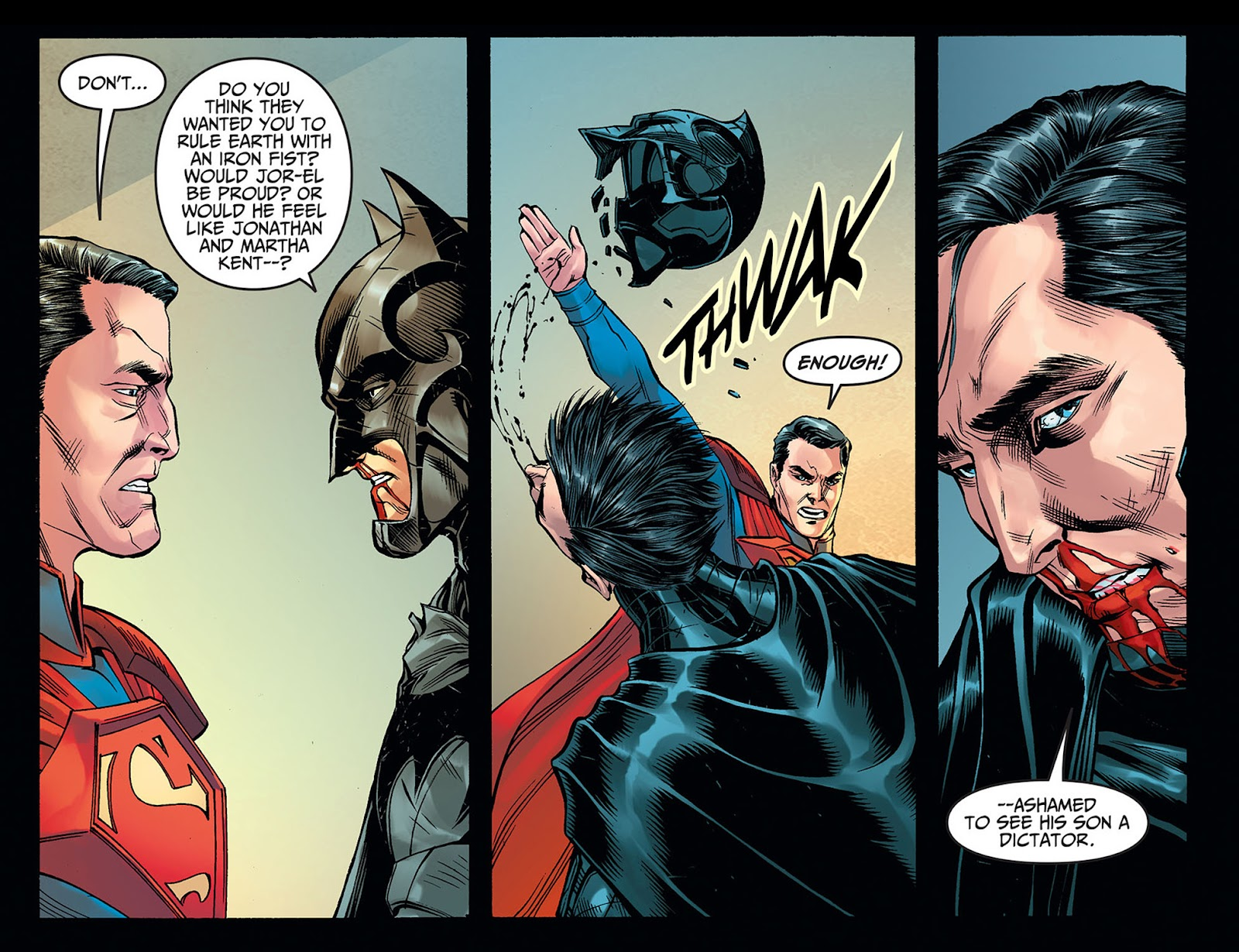 Injustice: Gods Among Us: Year Five Issue #40 #41 - English 13