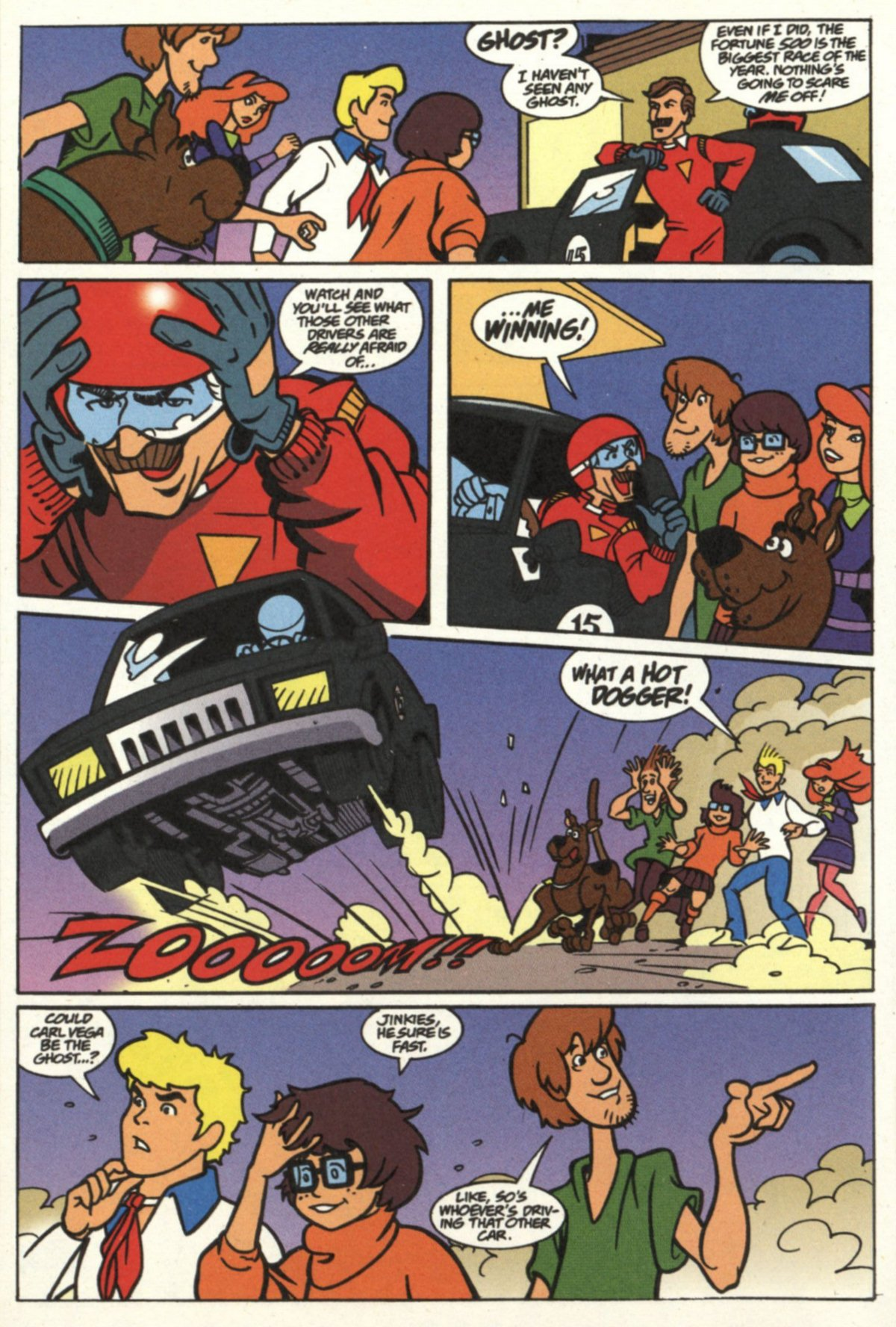Read online Scooby-Doo (1997) comic -  Issue #20 - 5