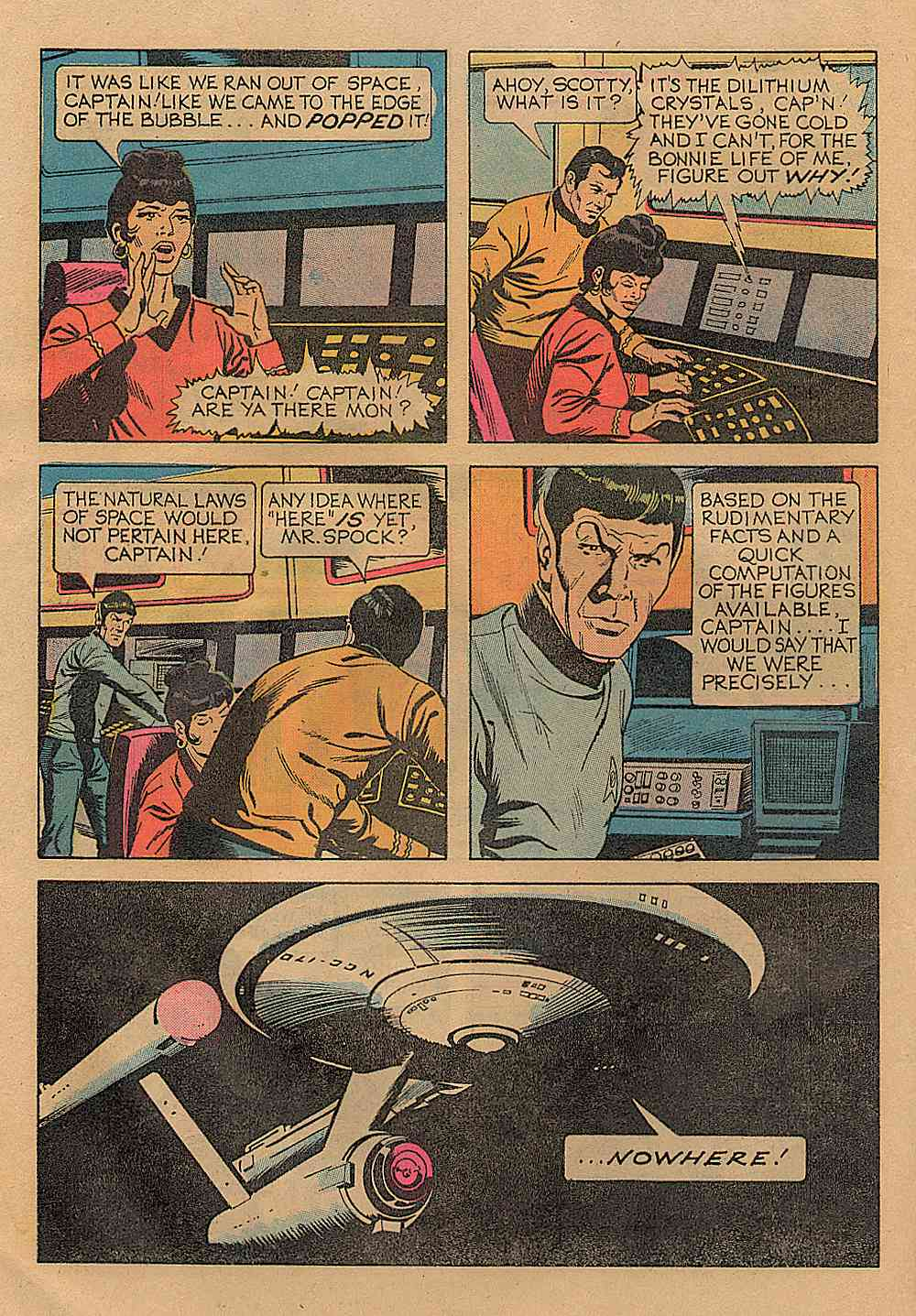 Star Trek (1967) Issue #33 #33 - English 8