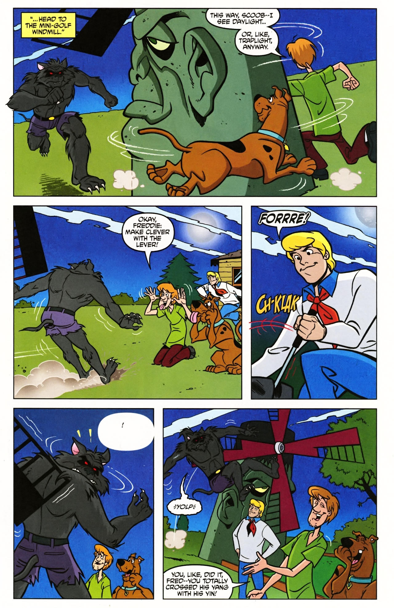 Read online Scooby-Doo (1997) comic -  Issue #144 - 16