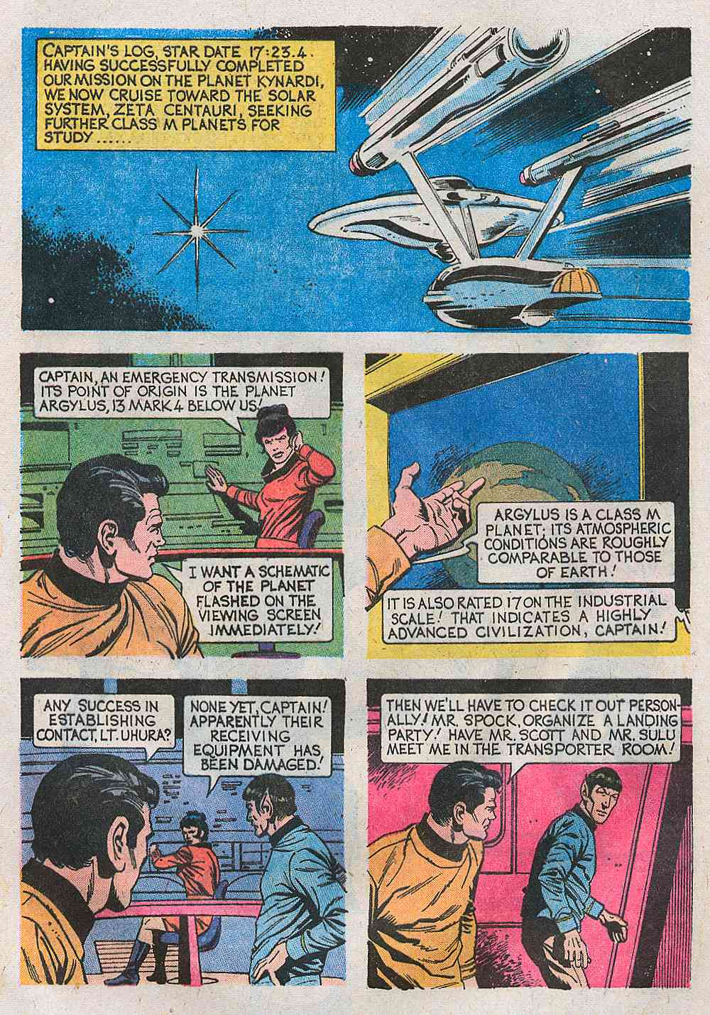 Star Trek (1967) Issue #23 #23 - English 3