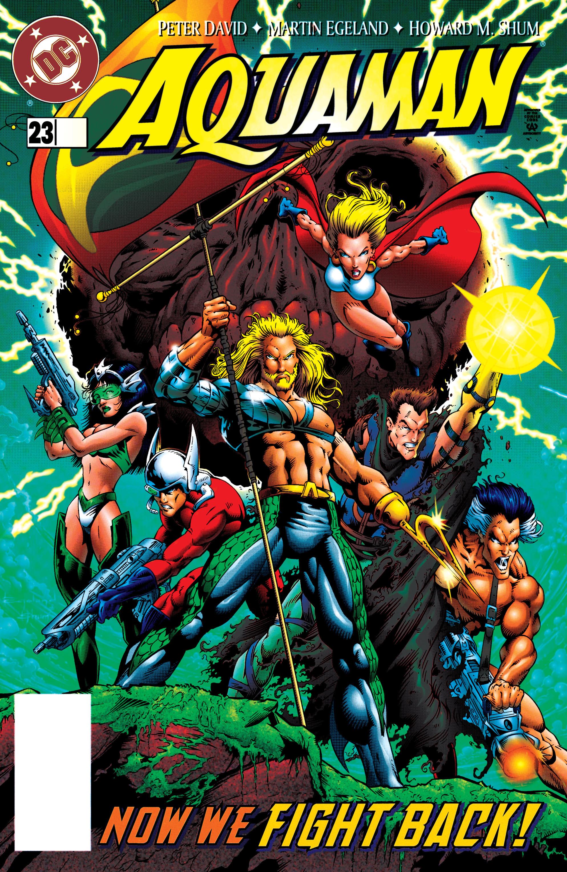 Aquaman (1994) 23 Page 1