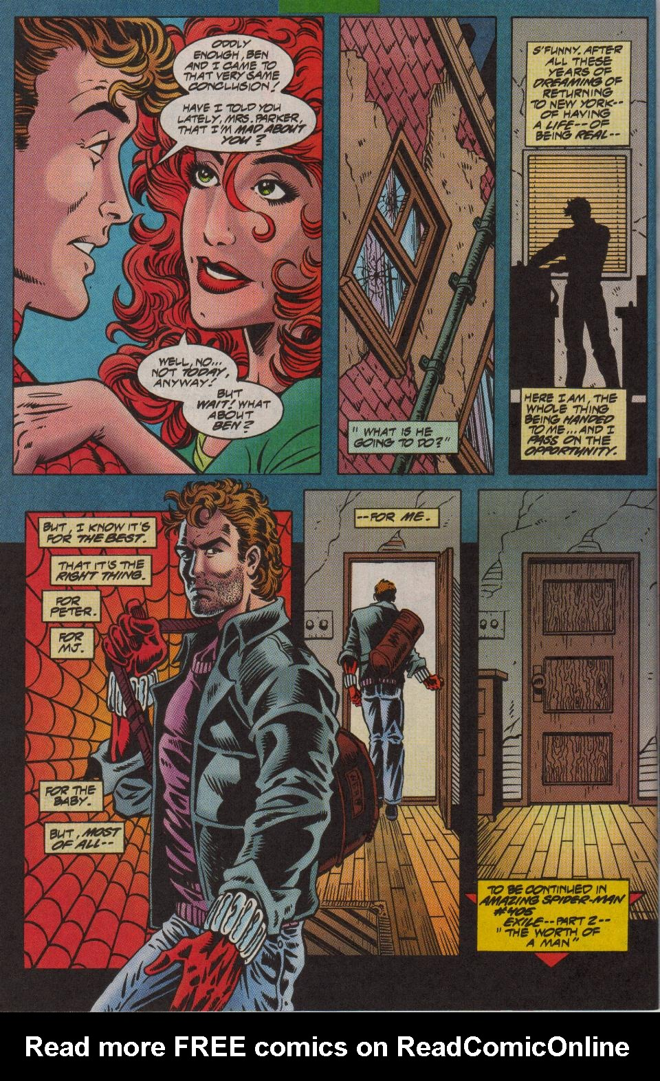Web of Spider-Man (1985) chap 128 pic 24