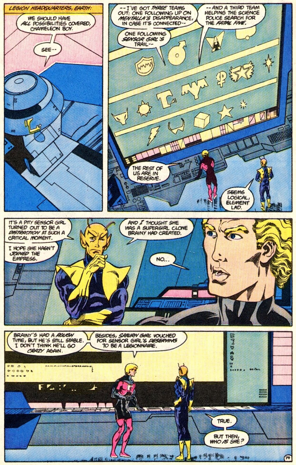 Tales of the Legion Issue #350 #37 - English 15