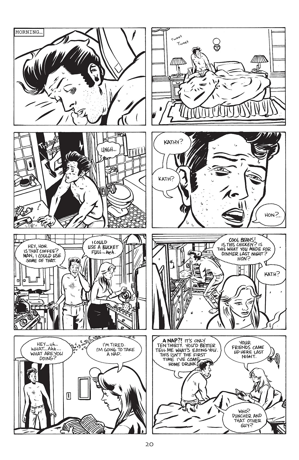 Stray Bullets Issue #17 #17 - English 22