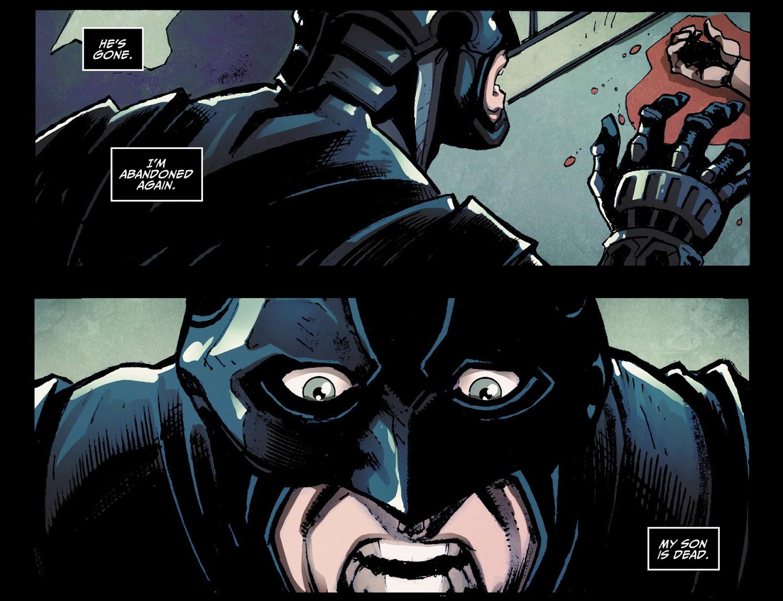 Injustice: Gods Among Us [I] Issue #14 #15 - English 4