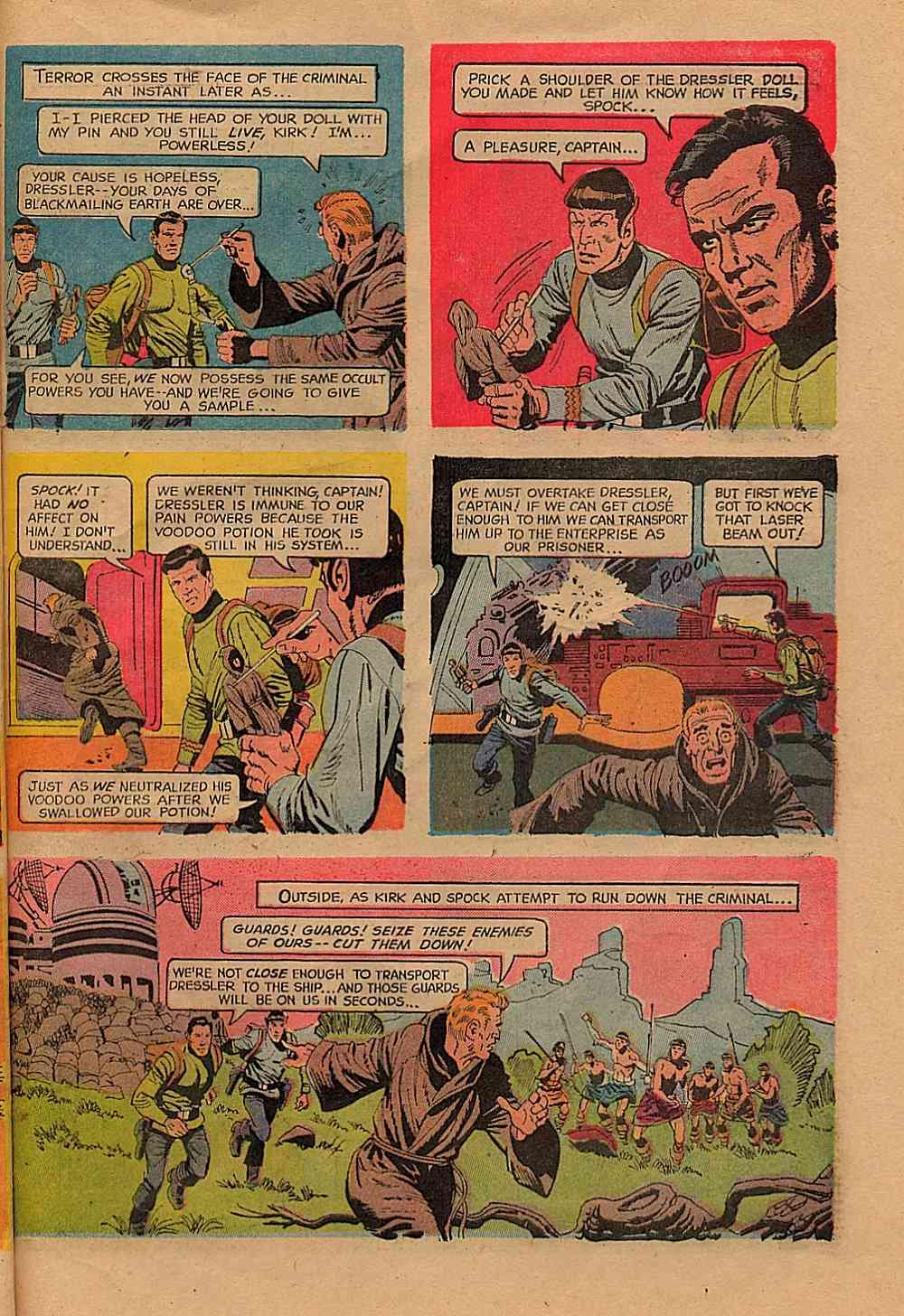 Star Trek (1967) Issue #7 #7 - English 26