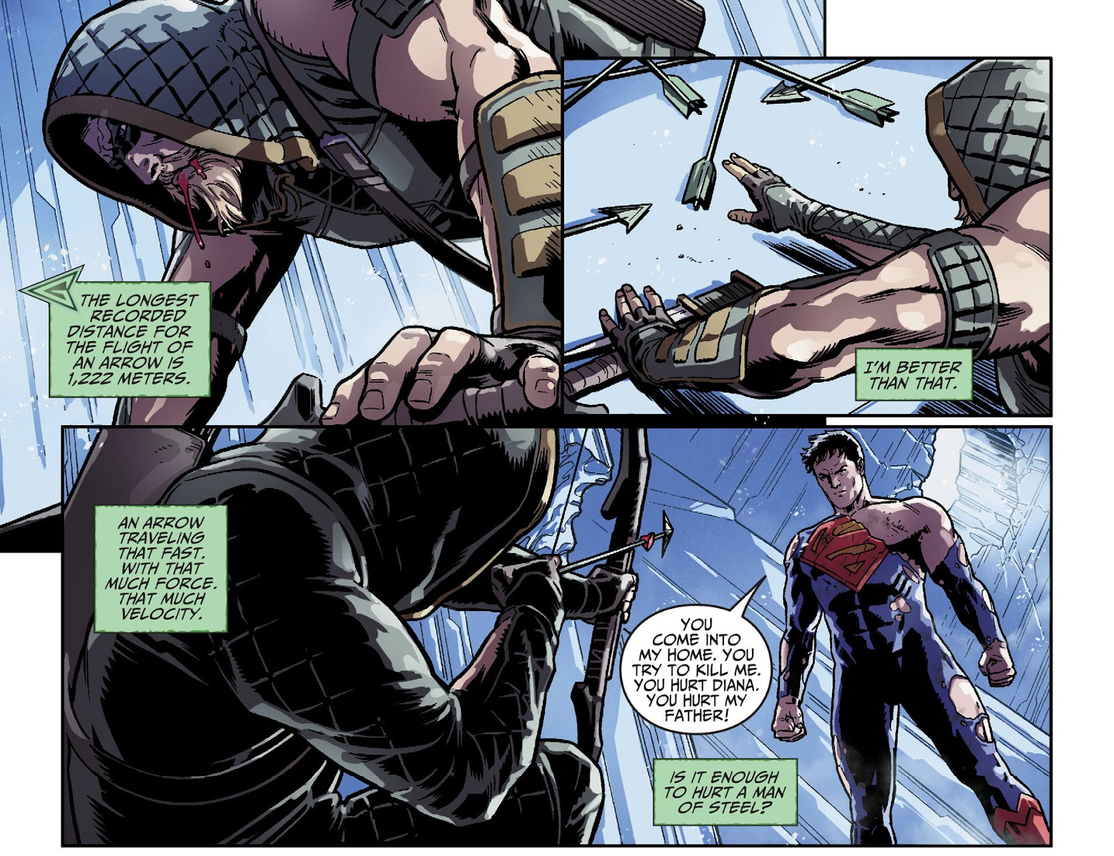 Injustice: Gods Among Us [I] Issue #33 #34 - English 15