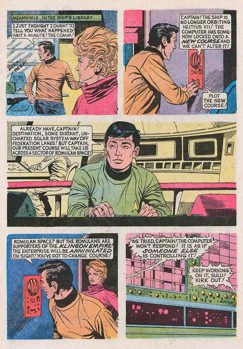 Star Trek (1967) Issue #21 #21 - English 11