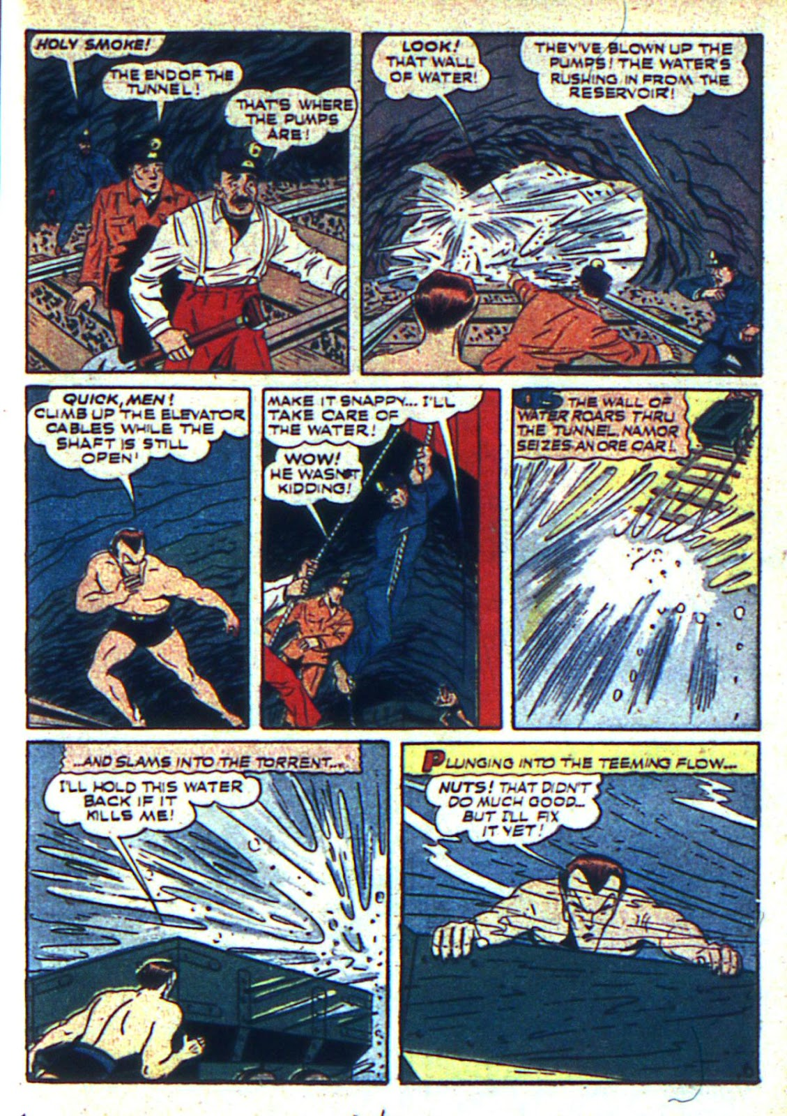 Sub-Mariner Comics Issue #2 #2 - English 29