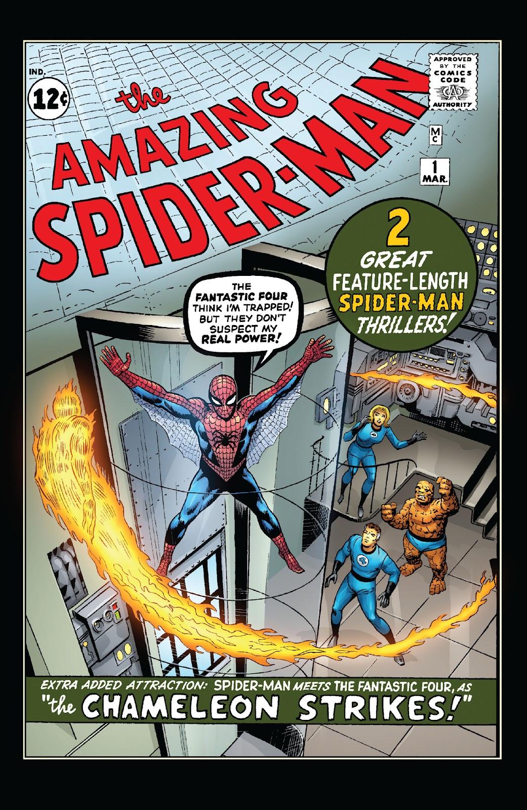 Amazing Fantasy #15: Spider-Man! Full #1 - English 15