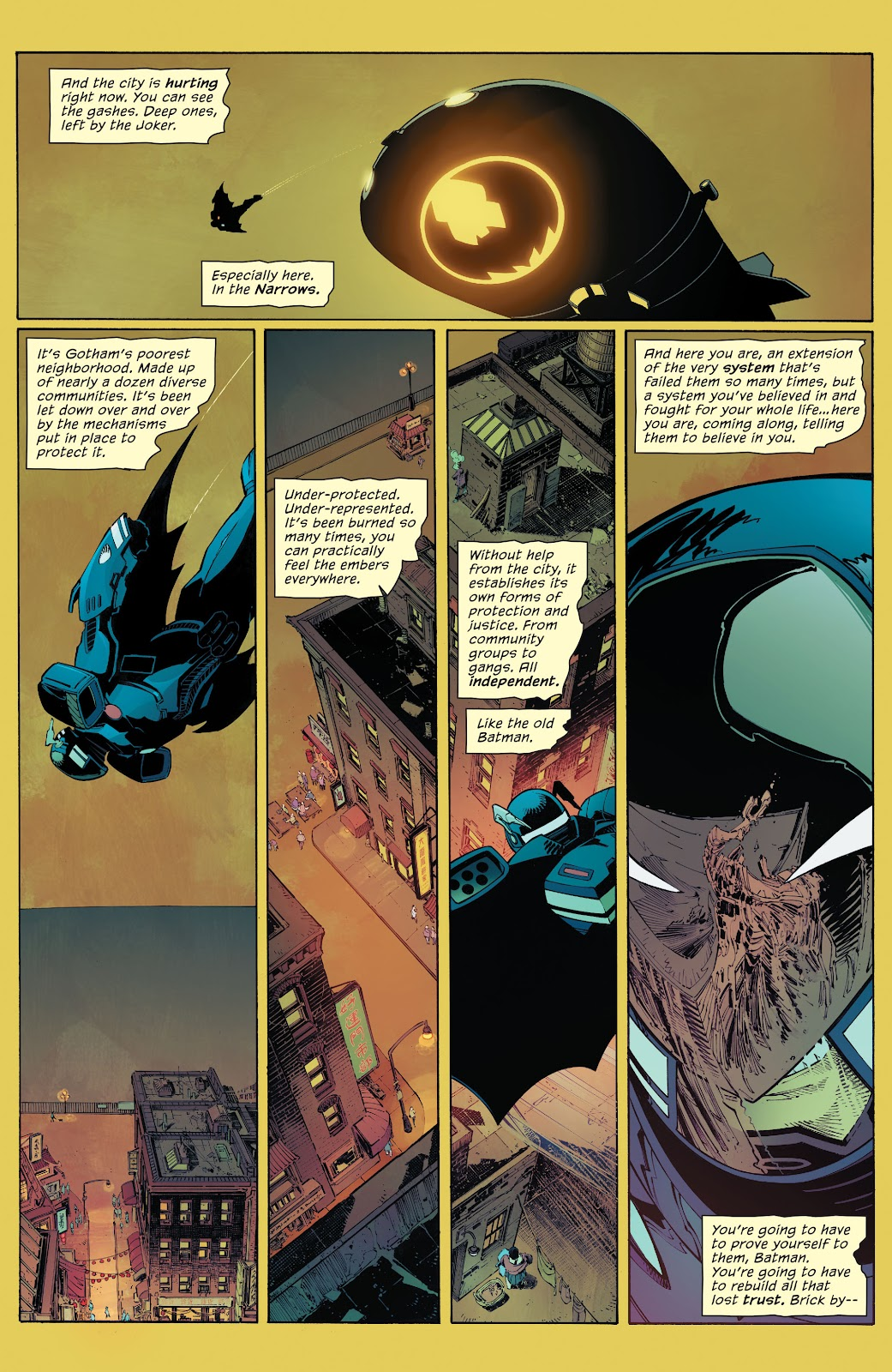 Batman (2011) Issue #42 #61 - English 9