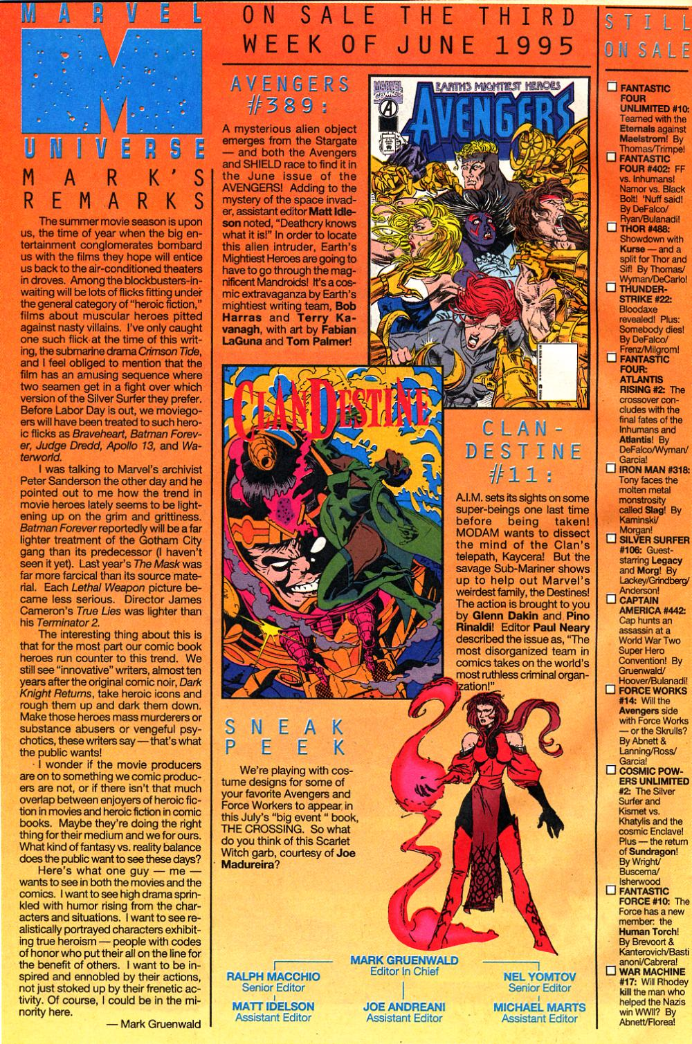 Force Works Issue #14 #14 - English 23