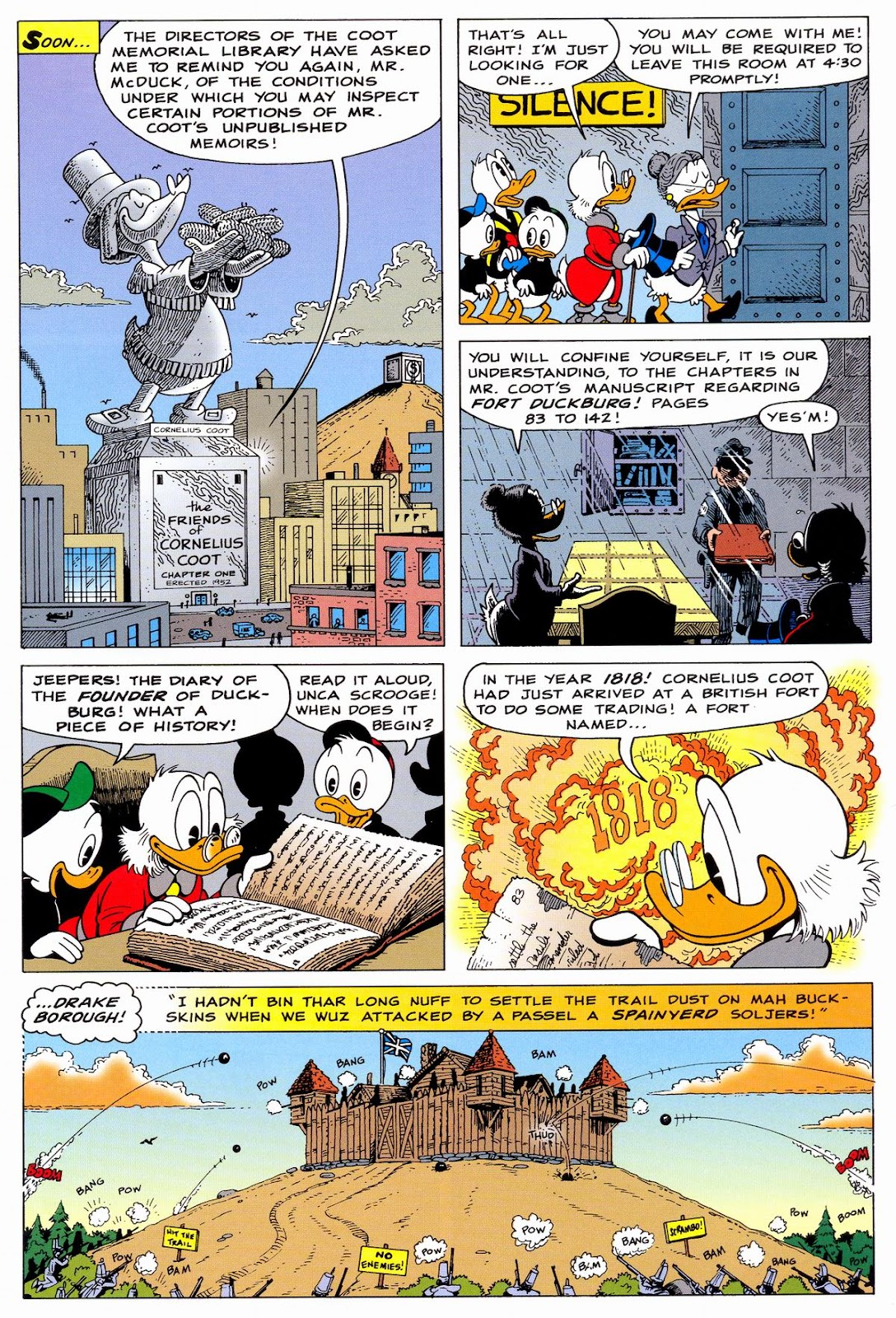 Uncle Scrooge (1953) Issue #331 #331 - English 7