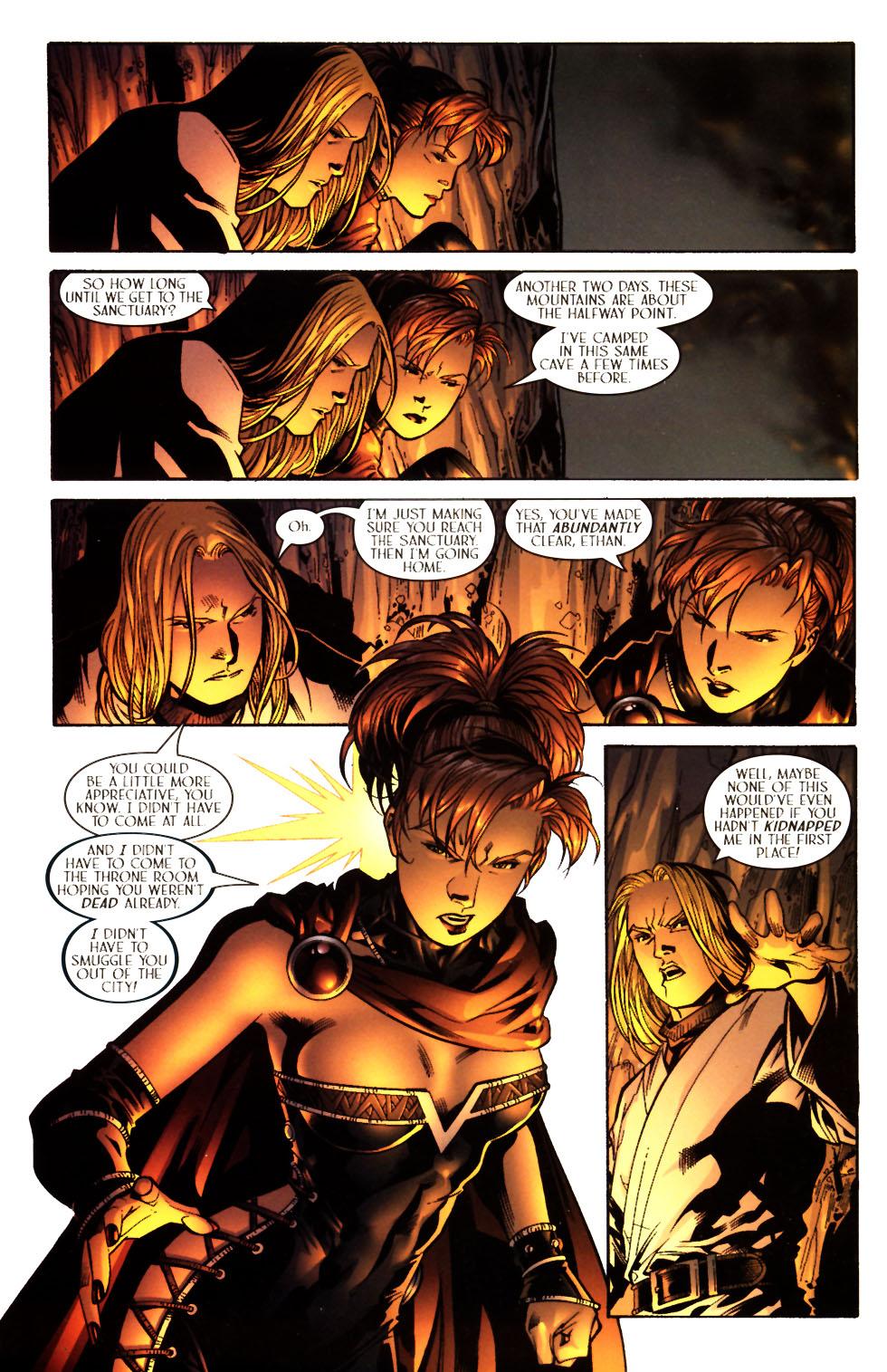 Read online Scion comic -  Issue #15 - 10