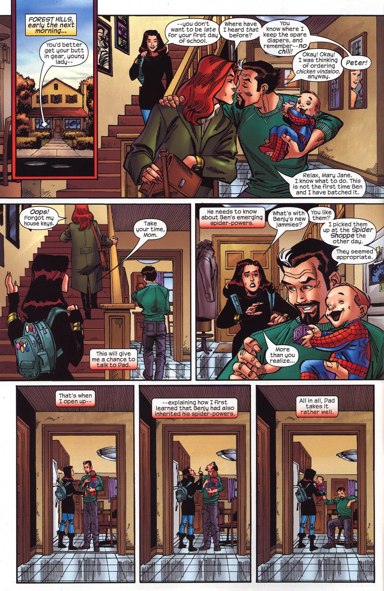 Amazing Spider-Girl #16 #15 - English 10