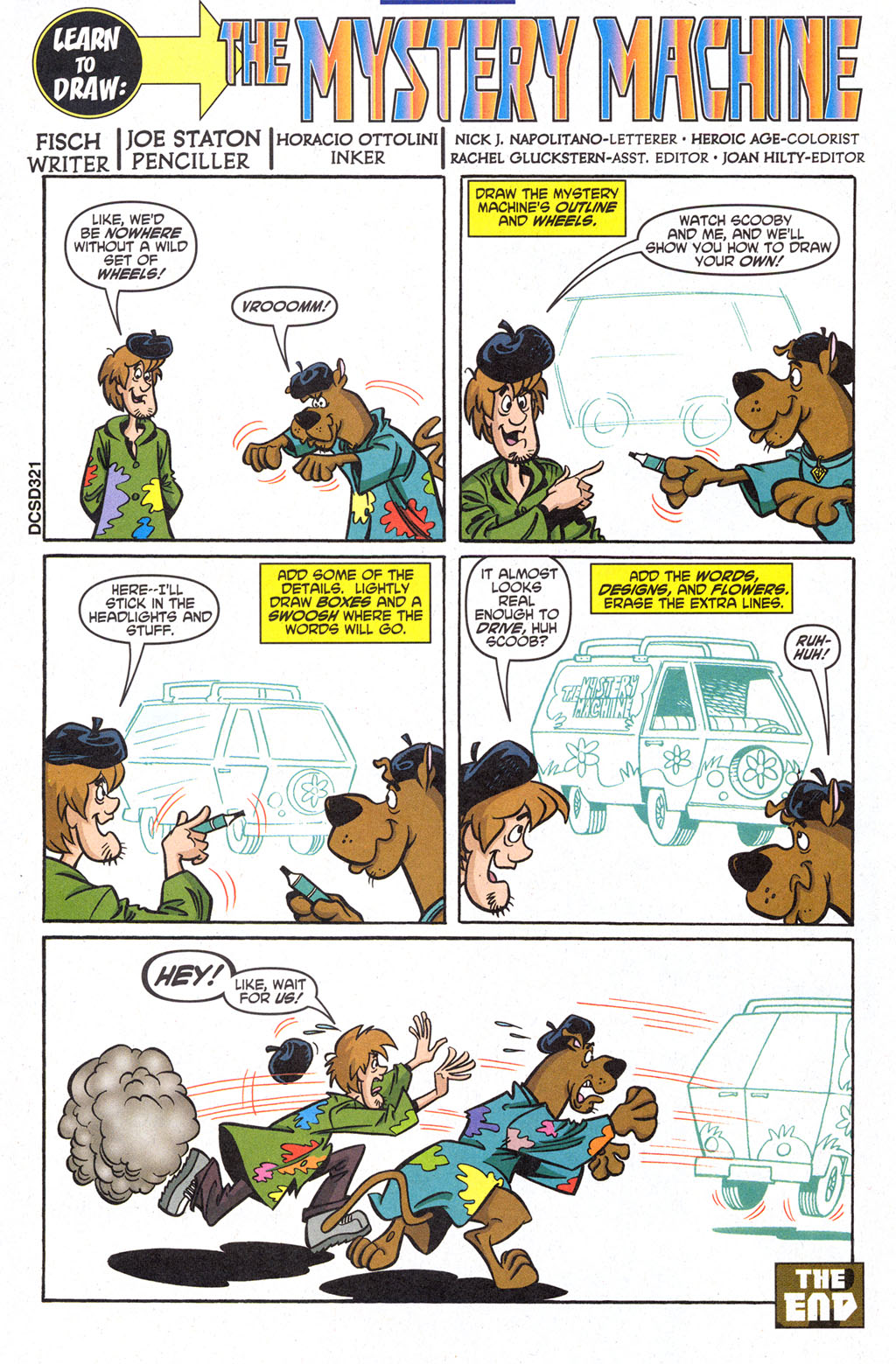 Read online Scooby-Doo (1997) comic -  Issue #98 - 16