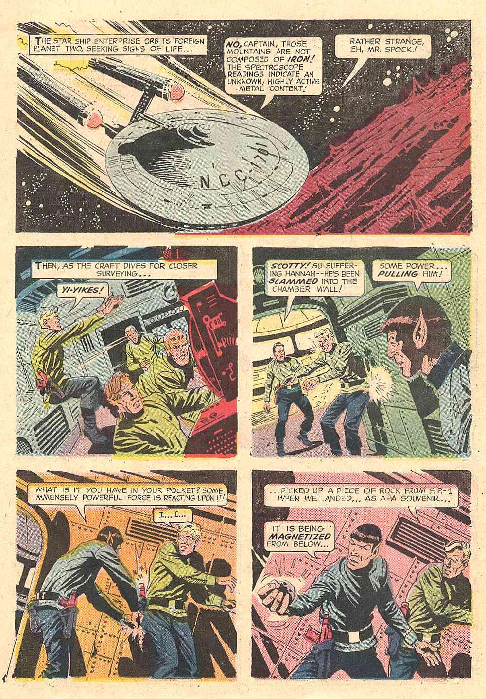 Star Trek (1967) Issue #6 #6 - English 14