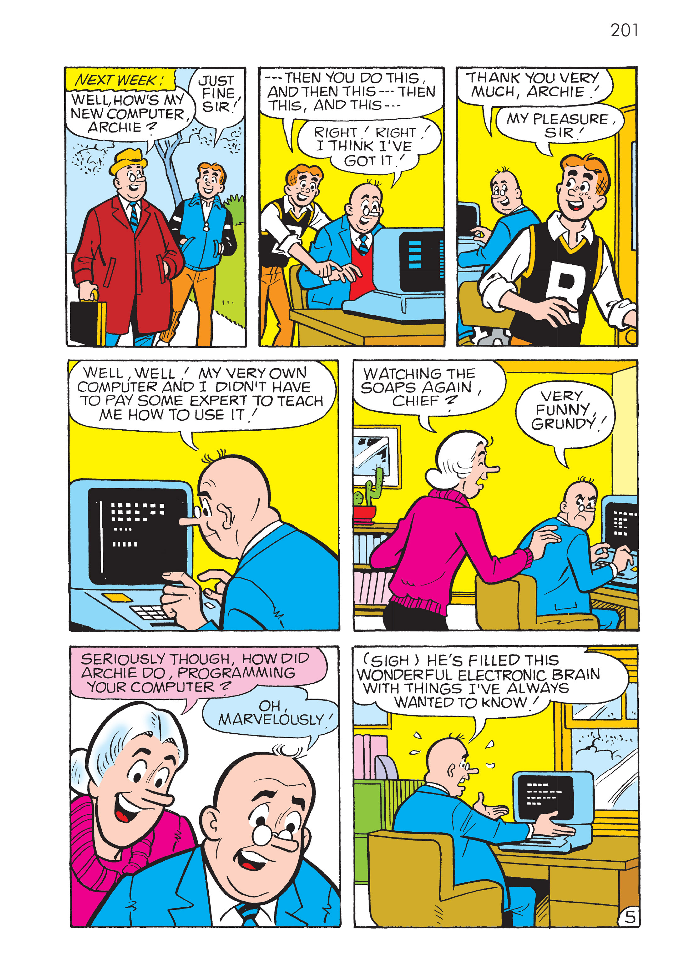Read online The Best of Archie Comics comic -  Issue # TPB 4 (Part 1) - 202