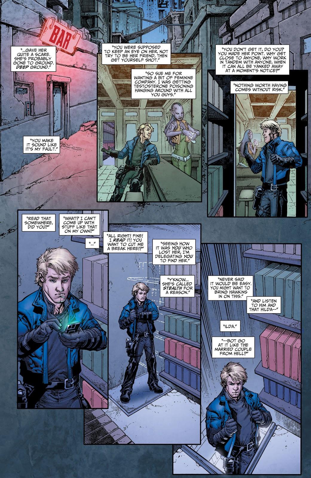 Threshold (2013) Issue #6 #6 - English 13