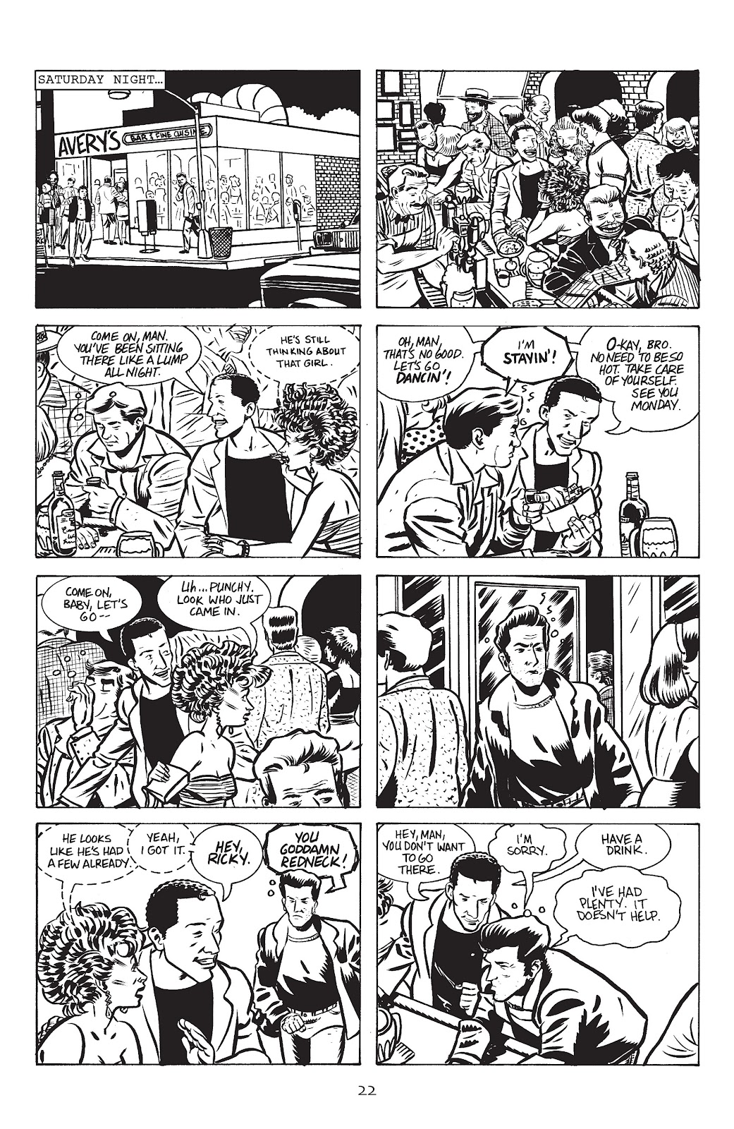 Stray Bullets Issue #17 #17 - English 24