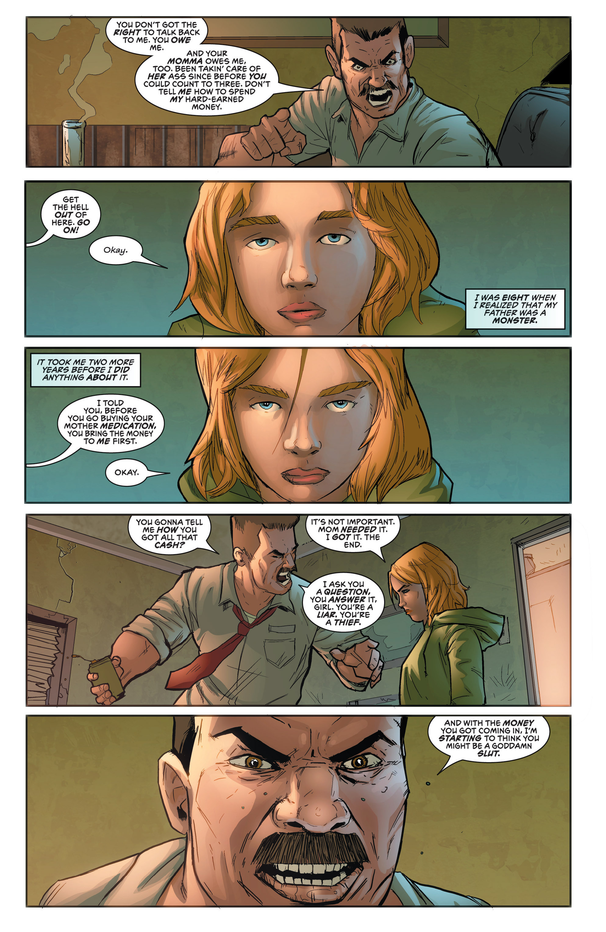 Read online Grimm Fairy Tales presents Robyn Hood (2012) comic -  Issue #2 - 16