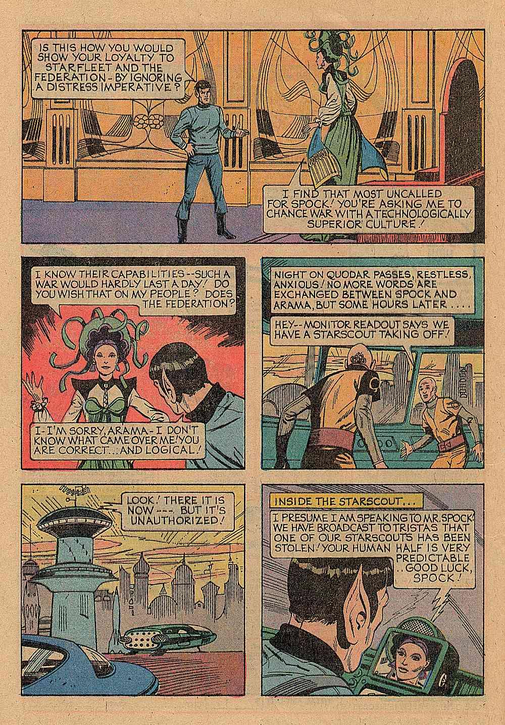 Star Trek (1967) Issue #31 #31 - English 18