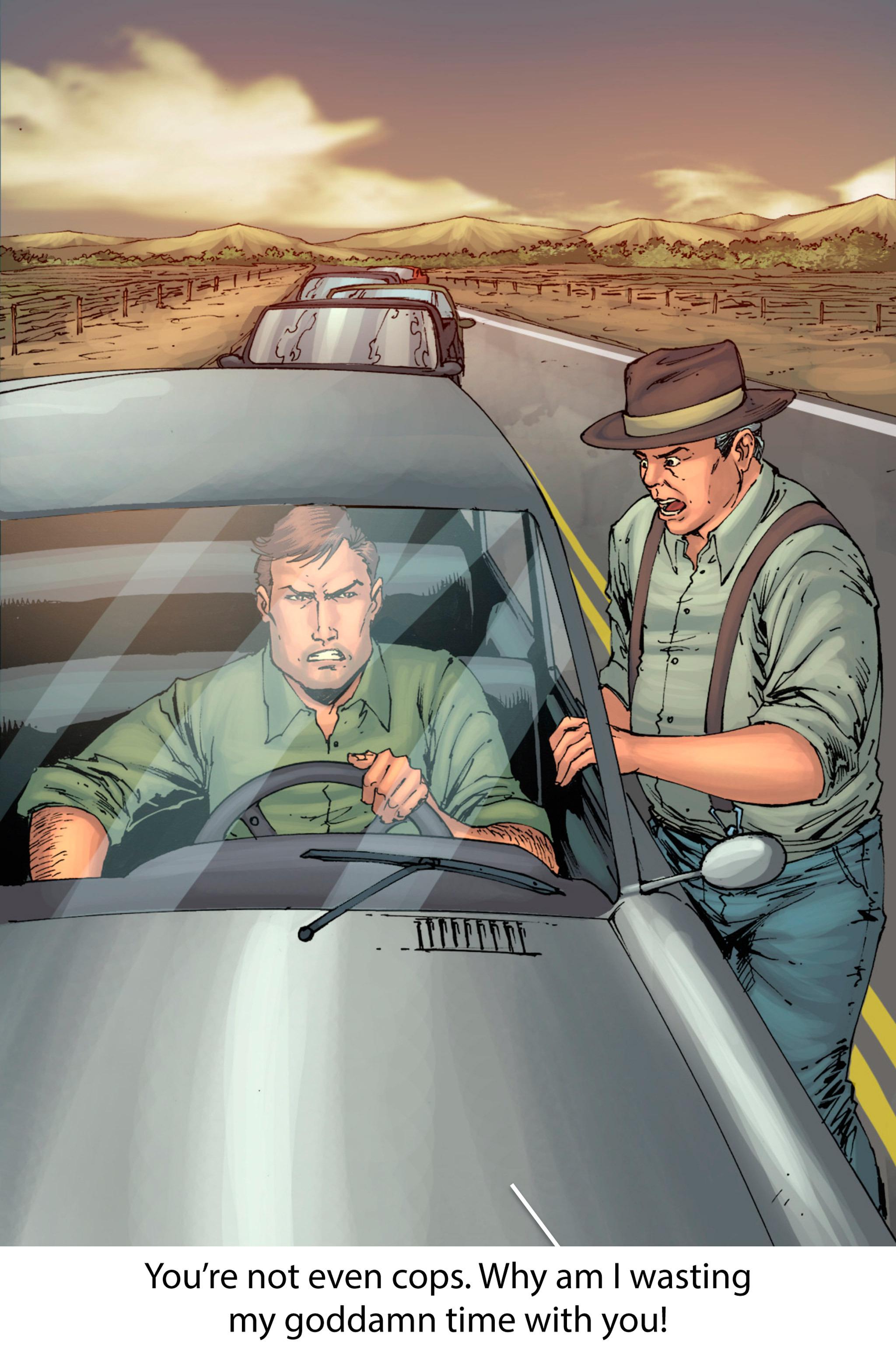 Read online Z-Men comic -  Issue #1 - 13
