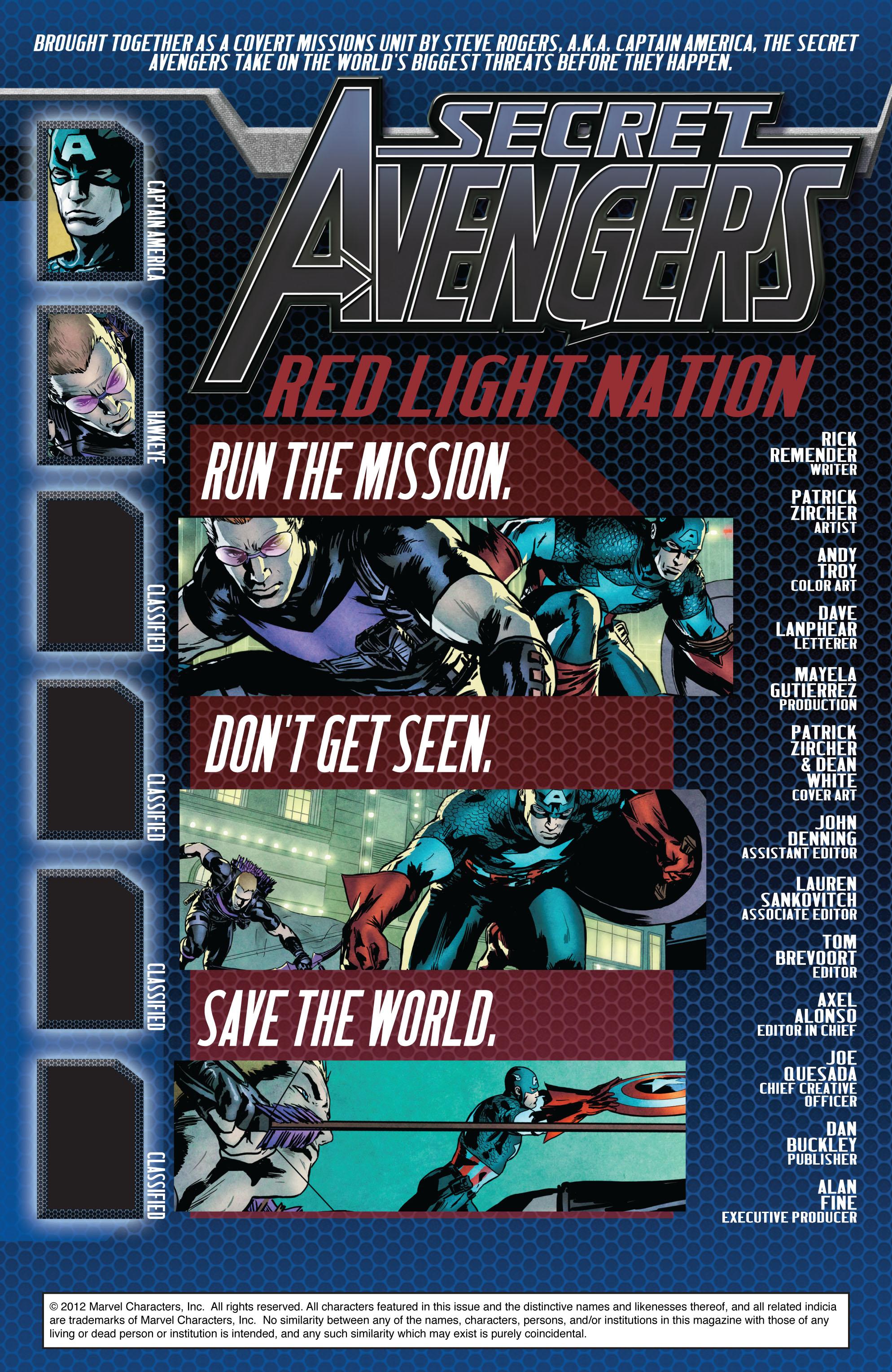 Read online Secret Avengers (2010) comic -  Issue #21.1 - 2