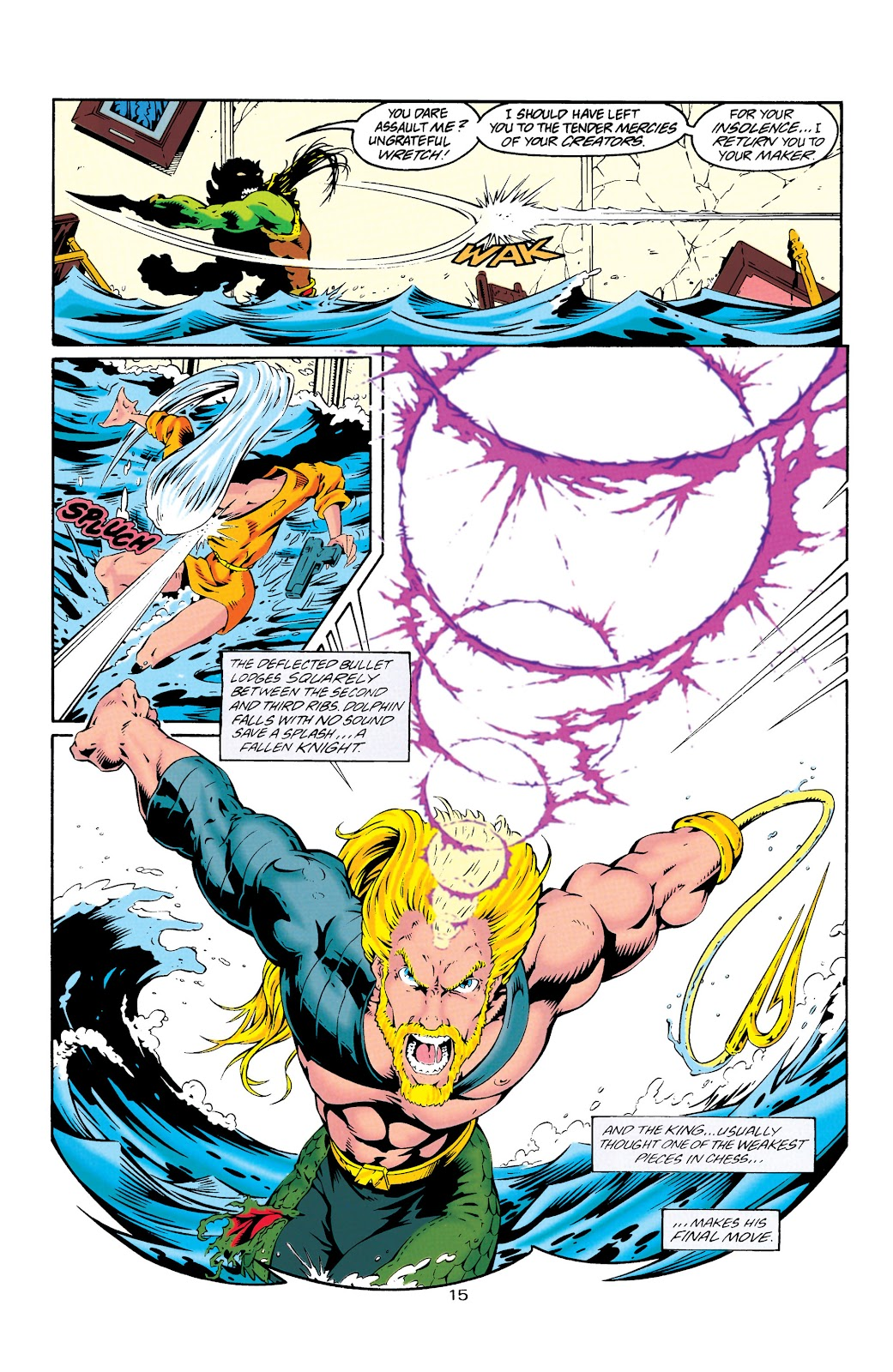 Aquaman (1994) Issue #25 #31 - English 16