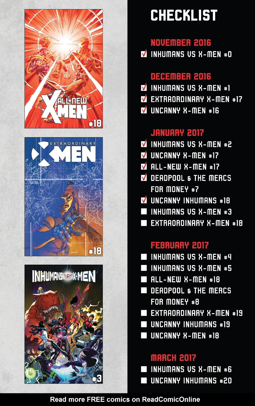 All-New X-Men (2016) Issue #17 #19 - English 21