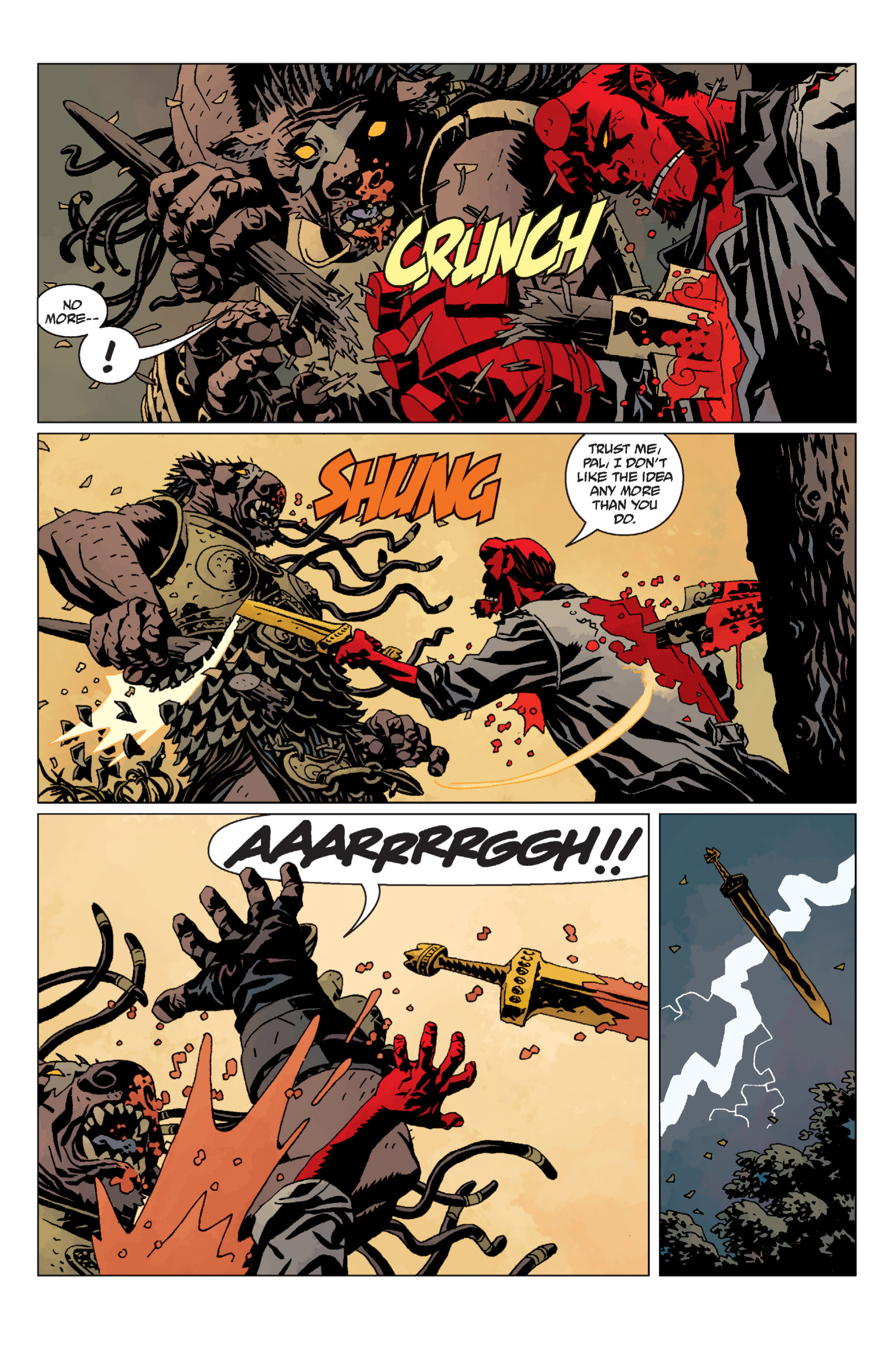 Hellboy chap 12 pic 48