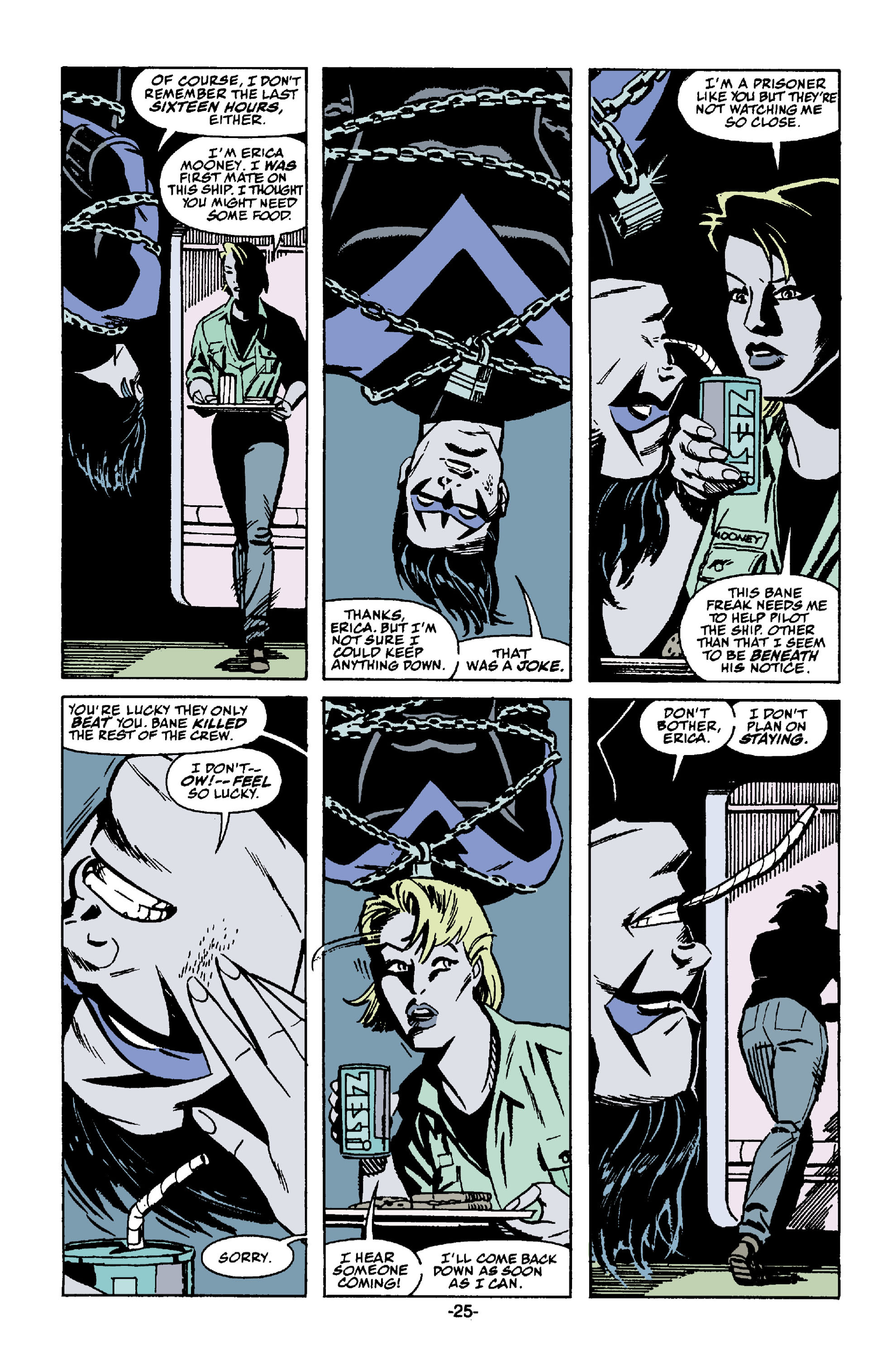 Read online Batman: Bane comic -  Issue # Full - 26
