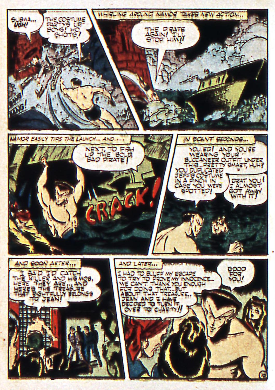 Sub-Mariner Comics Issue #17 #17 - English 24
